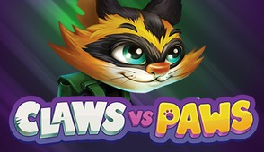 Казино Икс играть на автомате Claws vs Paws