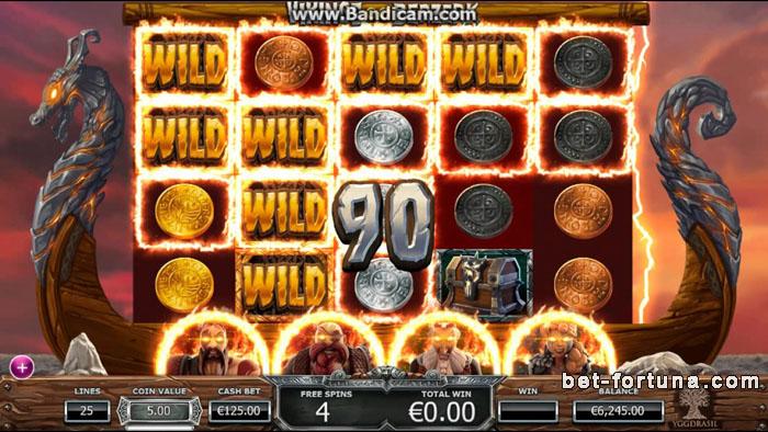 игровой автомат Viking Go Berzerk